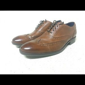 Cole Haan Mens wingtip Mens dress shoes size 9.5